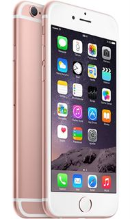 תמונה עבור  Apple iPhone 6s 64GB ורוד